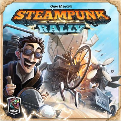 Roxley Steampunk Rally