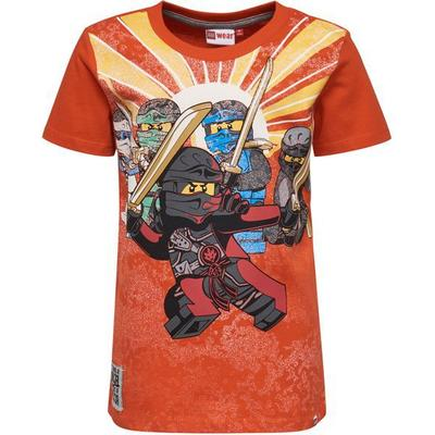 Lego Wear Ninjago T-Shirt Teo - Red