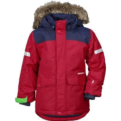 Didriksons Storlien Kids Jacket - Red (172501471040)