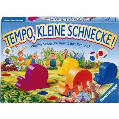 Ravensburger Tempo kleine Schnecke!