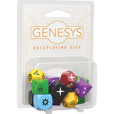 Fantasy Flight Games Genesys: Roleplaying Dice