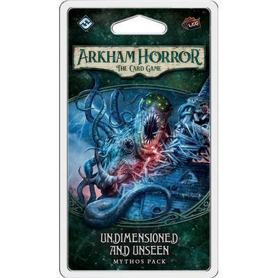 Fantasy Flight Games Arkham Horror: Undimensioned & Unseen (Engelska)