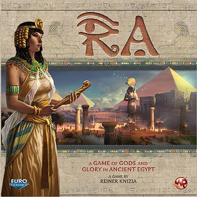 Rio Grande Games Ra