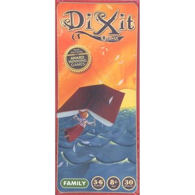 Libellud Dixit 2: Quest