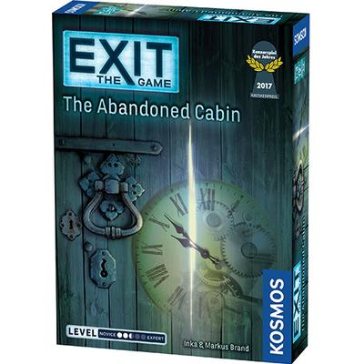 Exit: The Game The Abandoned Cabin