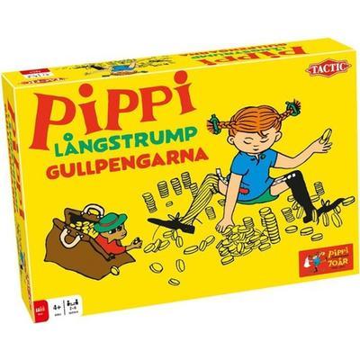 Tactic Pippi Långstrumps Gullpengar