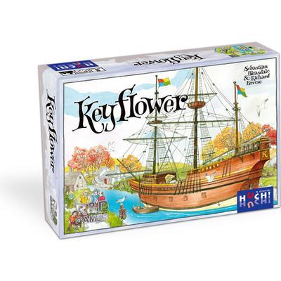 Huch Keyflower