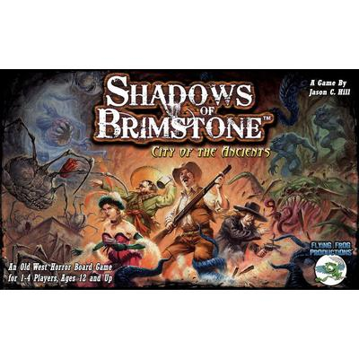 Flying Frog Productions Shadows of Brimstone: City of the Ancients (Engelska)