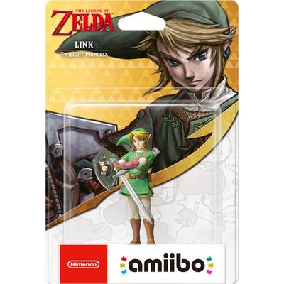 Nintendo Amiibo The Legend of Zelda Collection - Link Twilight Princess