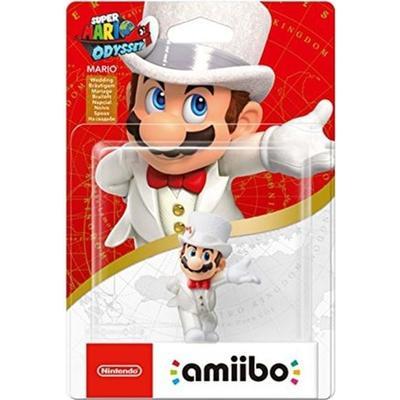 Nintendo Amiibo Mario in Wedding Outfit