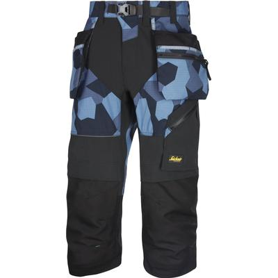 Snickers Workwear 6905 Flexiwork Ripstop Pirate Trouser
