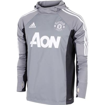 Adidas Manchester United Warm Top Jersey Youth