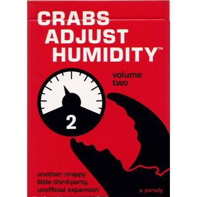 Crabs Adjust Humidity: Volume Two (Engelska)