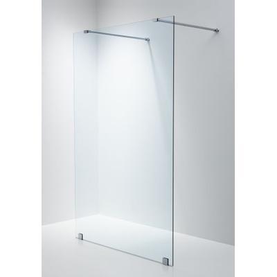 Duschbyggarna Front Design Walk-in-shower