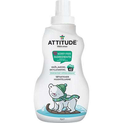 Attitude Pear Nectar Baby Fabric Softener 1L