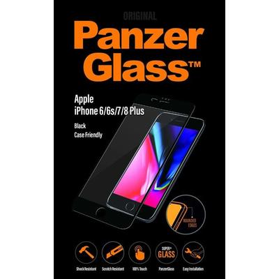 PanzerGlass Case Friendly Screen Protector (iPhone 6/6S/7/8 Plus)