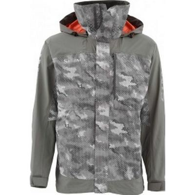 Simms Challenger Hex Camo Boulder Jacket