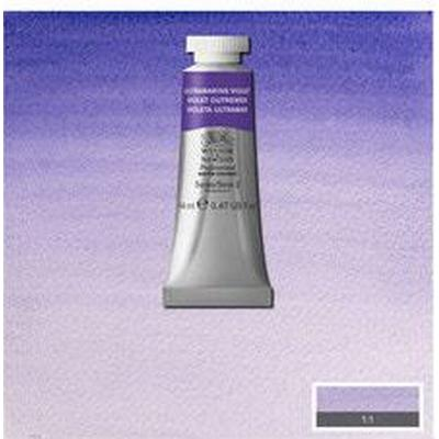 Winsor & Newton Professional Water Color Ultramarine Violet 672 14ml