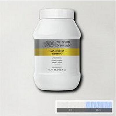 Winsor & Newton Galeria Acrylic Titanium White 644 1L