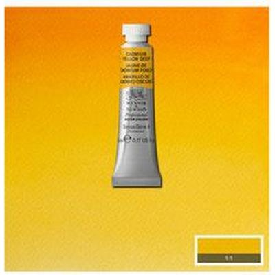 Winsor & Newton Professional Water Color Cadmium Yellow Deep 111 5ml