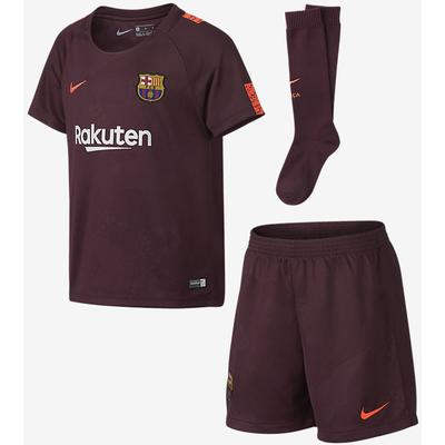 Nike Barcelona FC Stadium Third Jersey Kit 17/18 Youth