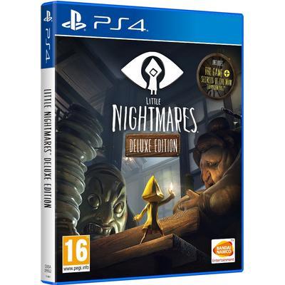 Little Nightmares: Deluxe Edition