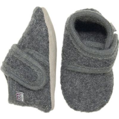 Melton Wool Soft Shoe - Antrazit