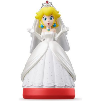 Nintendo Amiibo Peach in Wedding Outfit