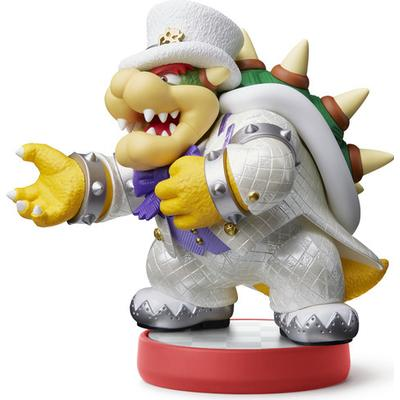 Nintendo Amiibo Bowser in Wedding Outfit