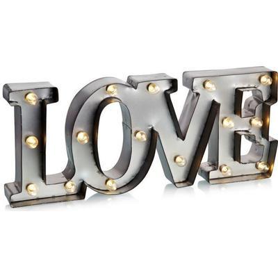 Markslöjd Word Love Julbelysning