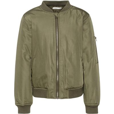 Name It Bomber Jacket - Green/Ivy Green (13141921)