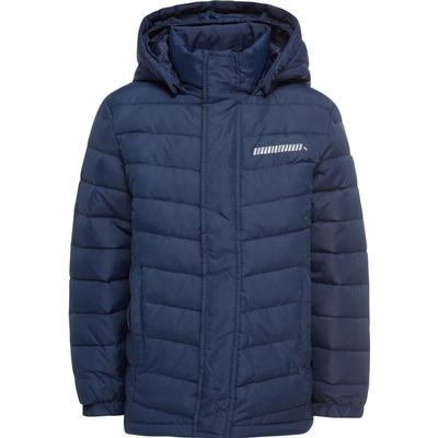 Name It Quilted Down Jacket - Blue/Dress Blues (13138335)