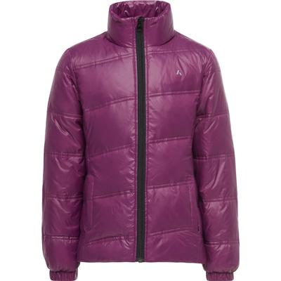 Name It Quilted Down Jacket - Purple/Dark Purple (13138175)