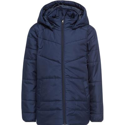 Name It Quilted Winter Jacket - Blue/Dress Blues (13141925)