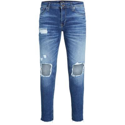 Jack & Jones Liam Original 055 50SPS Skinny Fit Jeans Blue/Blue Denim (12131226)