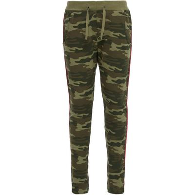 Name It Camo Sweat Pants - Green/Deep Lichen Green (13152164)