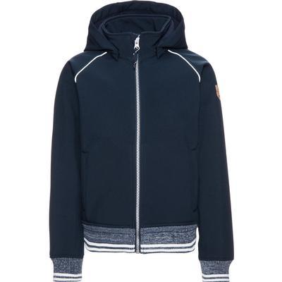 Name It Alfa Softshell Jacket - Blue/Dress Blues (13135745)