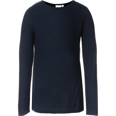 Name It Longsleeved Knitted Top - Blue/Sky Captain (13140506)