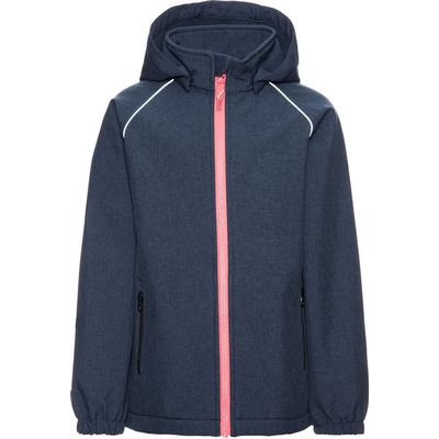 Name It Alfa Softshell Jacket - Blue/Dress Blues (13141573)