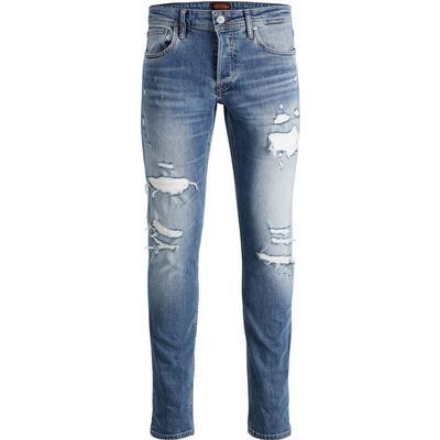 Jack & Jones Glenn Original Jeans 031 STS Blue/Blue Denim (12126851)