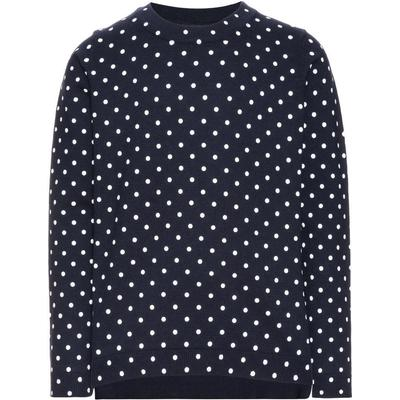 Name It Nitibi Knitted Top - Blue/Sky Captain (13144549)