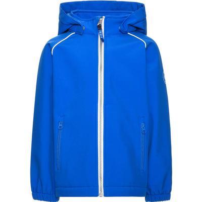 Name It Mini Alfa Plain Softshell Jacket - Blue/Skydiver (13138279)