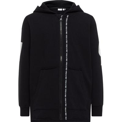 Name It Hooded Sweatshirt - Black/Black (13152617)