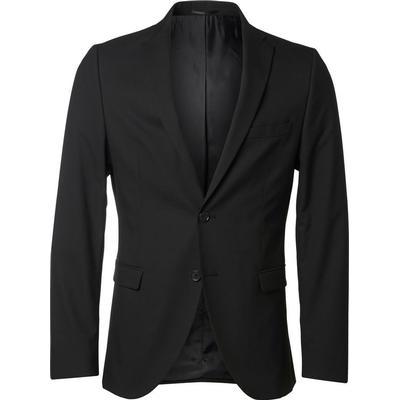 Selected Slim Fit Blazer Black/Black (16051232)