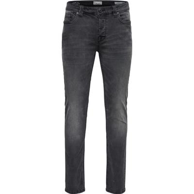 Only & Sons Loom Slim Fit Jeans Black/Black (22005645)