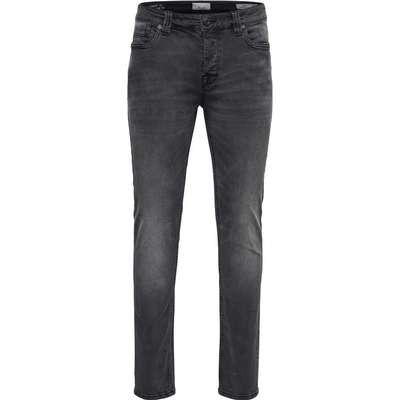 Only & Sons Loom Slim Fit Jeans Black/Black (22005645)