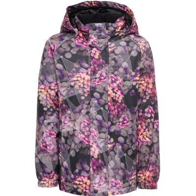 Name It Rise All-Over Printed Winter Jacket - Purple/Festival Fuchsia (13137947)
