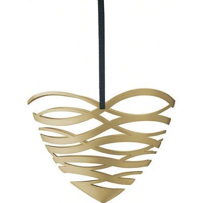 Stelton Tangle Heart 8.5cm Julgranspynt, Julpynt