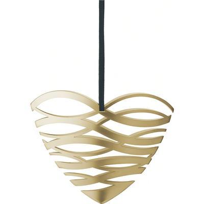 Stelton Tangle Heart 14cm Julgranspynt, Julpynt