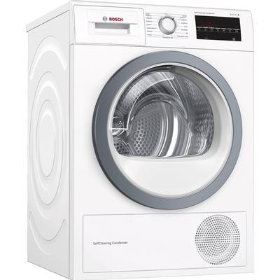 Bosch WTW854S9SN Hvid